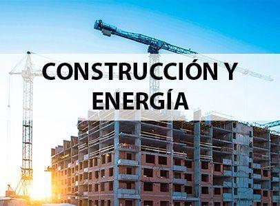 Seguros para el sector CONSTRUCCIÓN Y ENERGÍA