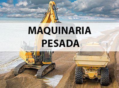 Seguros para el sector MAQUINARIA PESADA