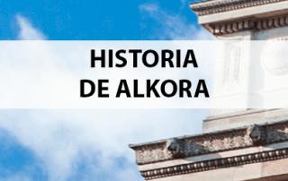 Alkora seguros. Historia de Alkora