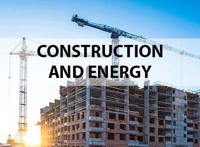 Construction and energy insurances