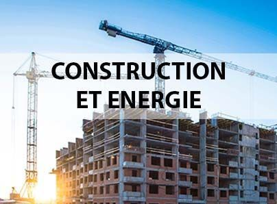 Assurances CONSTRUCTION ET ENERGIE