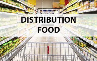 Alkora. Insurance broker. Distribution - food area