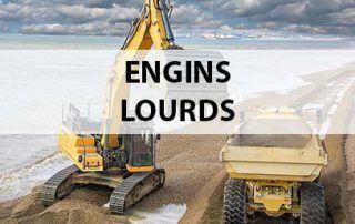 Alkora. ENGINS LOURDS
