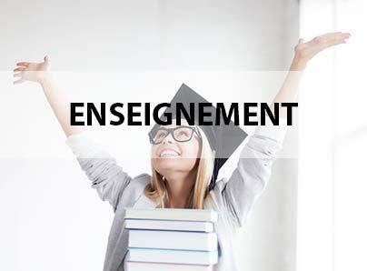 Assurances ENSEIGNEMENT