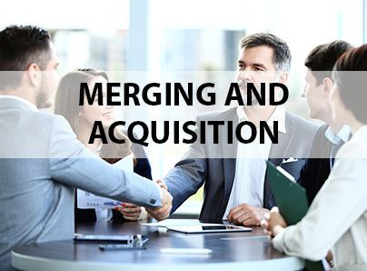 Alkora. Merging and acquisition