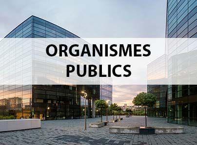 Assurances ORGANISMES PUBLICS