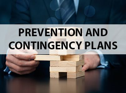 Alkora. Prevention and contingency plans