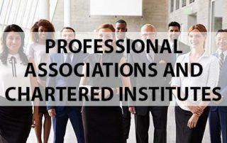 Alkora. Insurance broker. Professional associations and chartered institutes area