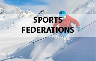 Alkora. Insurance broker. Sport federations area