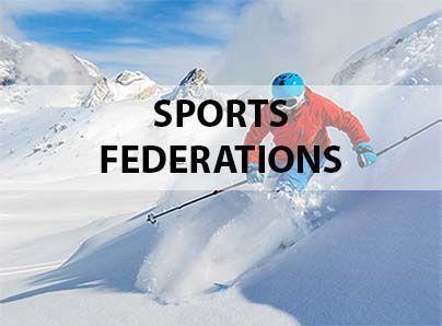 Sport federations insurances