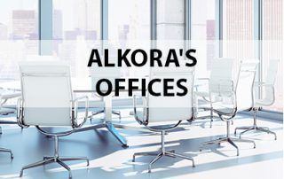 Alkora´s offices