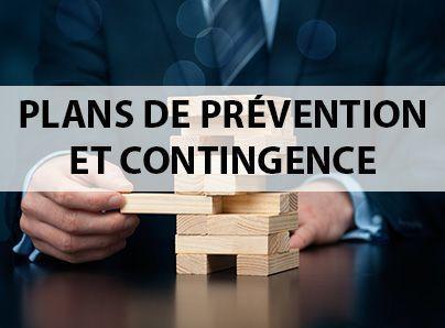 Alkora assurance. Services: Plans de prévention et contigence